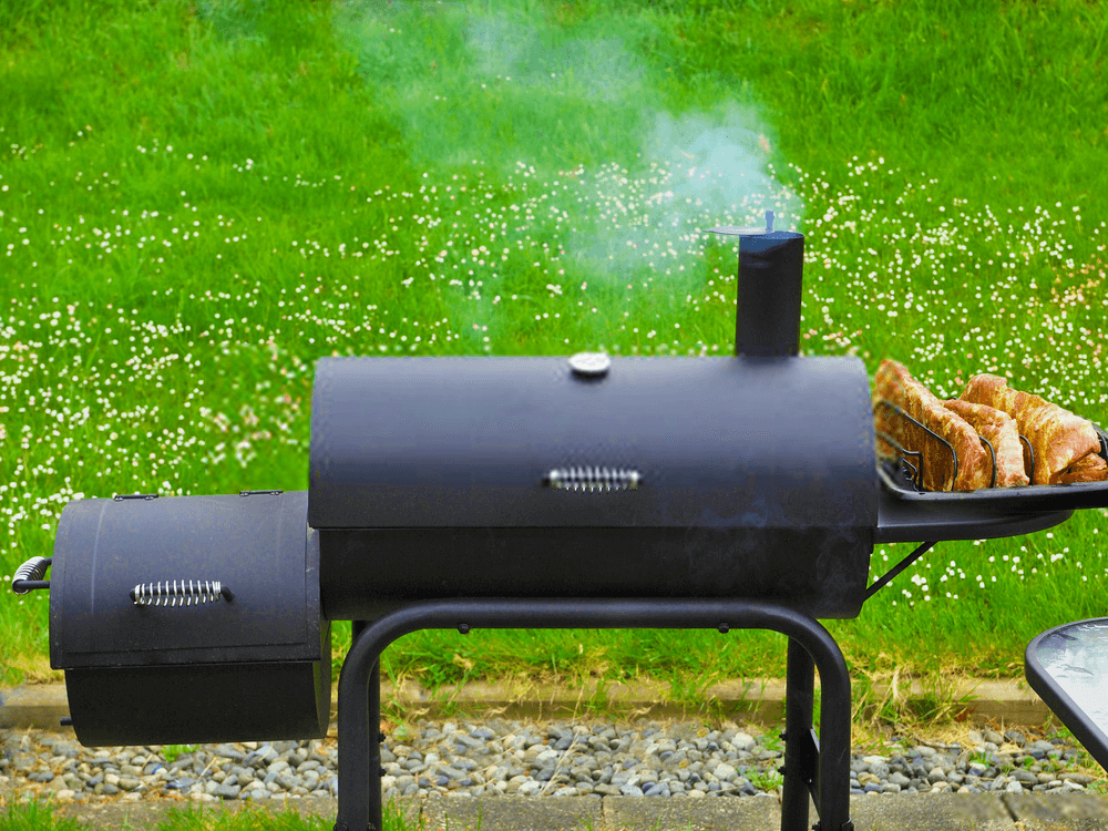 Best-Smoker-Grill-Combo