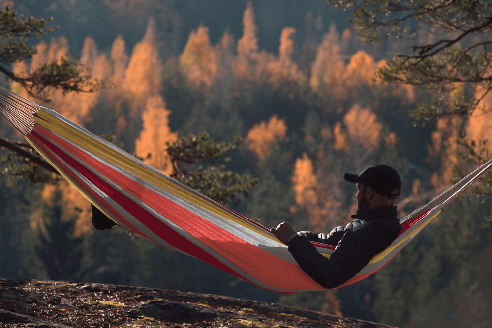 Hammock Without Bar
