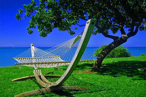 Hammock-with-stand-on-grass