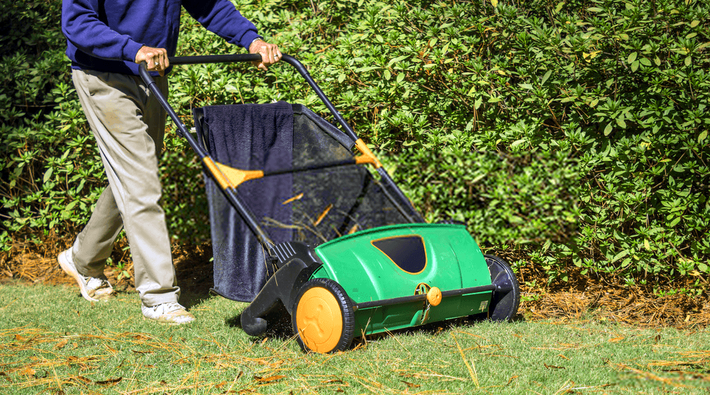 Lawn-Sweepers