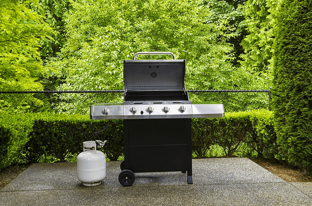 infrared-gas-grills-with-white-tank